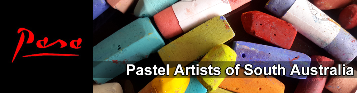 PASA - Pastel Artists of South Australia